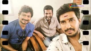 After Gethu Udhayanidhi Stalin Teams up with Vishnu Vishal on his Next Film