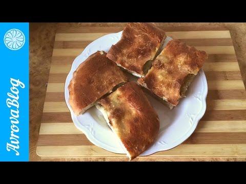 Тесто для курника сдобное