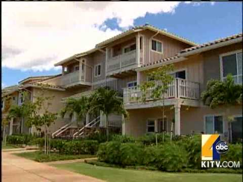 Kapolei Begins Affordable Housing Construction Youtube