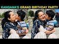 Gambar cover Kangana Ranaut Reaches Manali Home Safely To Celebrate Her 33rd Birthday