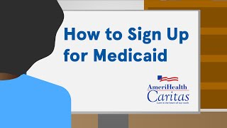 How to Enroll iฑ Medicaid