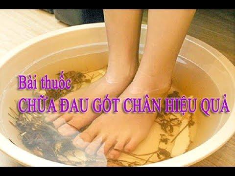 Chữa Đau gót chân bằng bài thuốc đơn giản hiệu quả|Gai gót chân|Son Lee