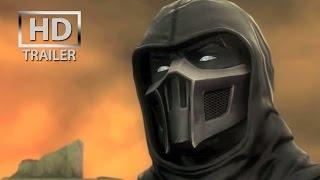Mortal Kombat 9 - Noob Saibot | gameplay trailer [HD] OFFICIAL Trailer MK9 (2011)
