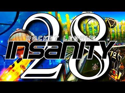 ROCKET LEAGUE INSANITY 28 ! (BEST GOALS, INSANE FLICKS, REDIRECTS, RESETS) thumbnail