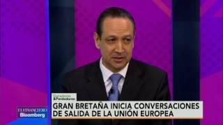 Reino Unido llega frágil a negociaciones sobre BREXIT