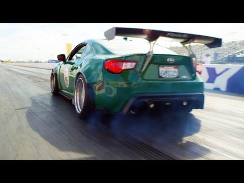 First Annual Super Street Show Car Shootout! – Tuner Battle Week 2015 Ep. 1
