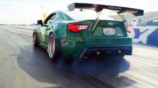 First Annual Super Street Show Car Shootout! - Tuner Battle Week 2015 Ep. 1