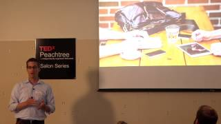 The meaning economy | Scott Tanksley | TEDxPeachtreeSalon