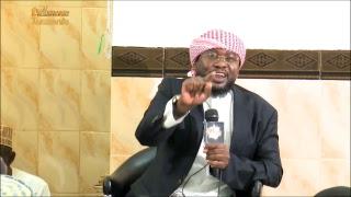 Muhadhara | Sheikh Ibrahim Twaha | Morogoro, Masjid Kingo | 23|03|2019