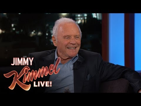 Anthony Hopkins on Las Vegas, Michael Bay & George Clooney