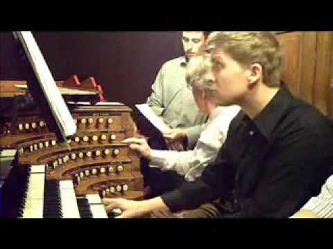 Prelude & Fugue in B Major by Marcel Dupre