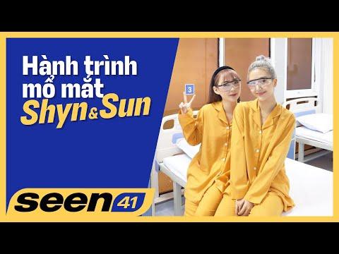 Hành Trình Mổ Mắt Của Shyn & Sun | SEEN #41