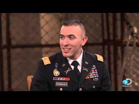 Meet US Army Captain Joshua Rodriguez | Deadliest Catch: The Bait