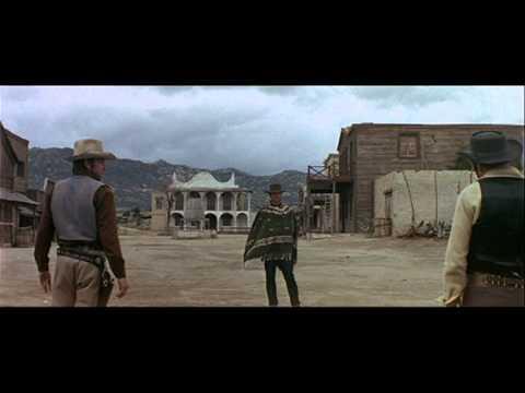 Clint Eastwood Classic Scene