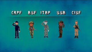 Which CAPF Service Is Best For You & Why | CRPF , BSF , ITBP , SSB , CISF