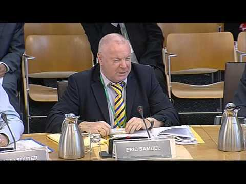 Local Government and Regeneration Committee - Scottish Parliament: 26th June 2013