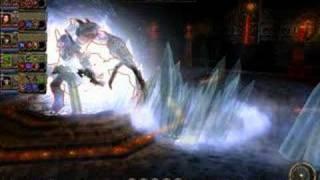Dungeon Siege 2 Broken World End Boss