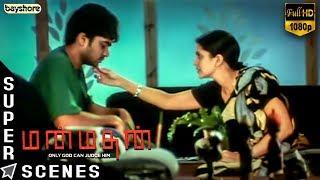 Manmathan - intro Scene | Silambarasan | Jyothika | Goundamani | Santhanam