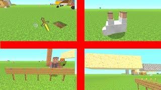 Minecraft - 8 Easter Eggs secretos - Xbox360, One, PS3, PS4, WiiU, Switch, PE, PC