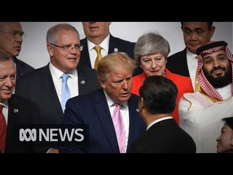 G20: Trump and Xi extend olive branch, Scott Morrison rallies leaders on social media | ABC News