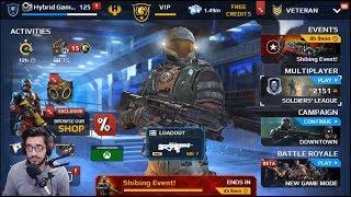 Modern Combat 5 - SUPERMARINE Armor Gameplay!! - LIVE!#167