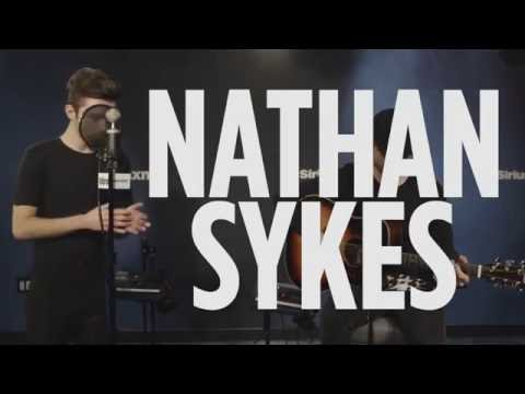 """Nathan Sykes """"Thinking Out Loud"""" (Ed Sheeran Cover) // SiriusXM // The Blend"""