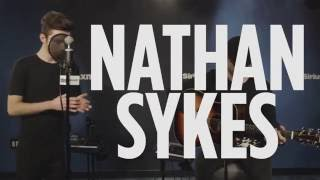 "Nathan Sykes ""Thinking Out Loud"" (Ed Sheeran cover) // SiriusXM // The Blend"
