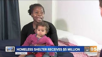 VIDEO: Phoenix homeless shelter receives $5 million