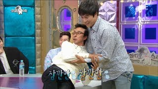 [RADIO STAR] 라디오스타 - Choi Dae Chul, first at dance and was public !!20170524