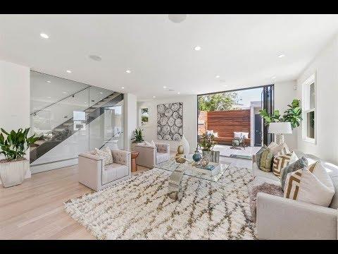 Contemporary Mediterranean Residence in San Francisco, California