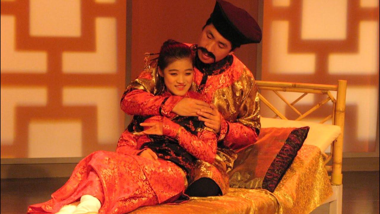Сексуальная культура древнего китая