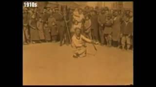 Late Qing dynasty swordsman