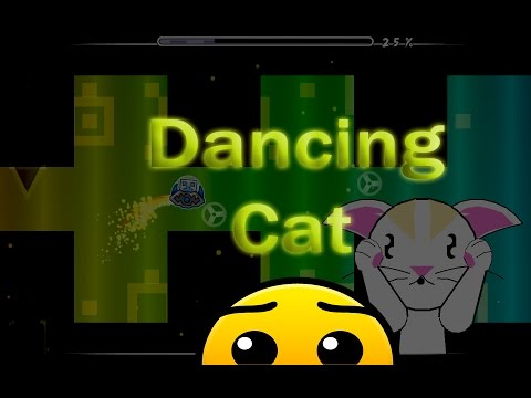 Dancing Cat - Geometry Dash