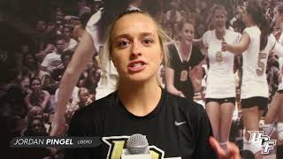 UCF Volleyball Heads to Puerto Rico