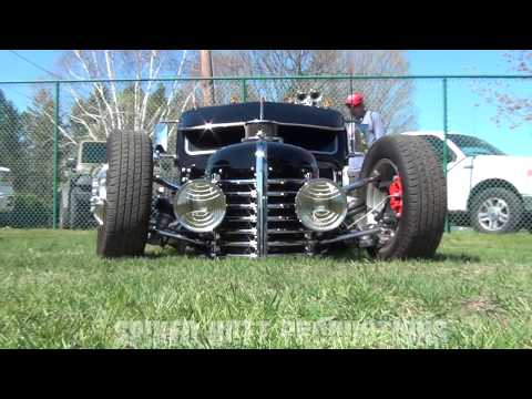 Rhinebeck car show 2015