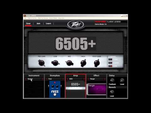 Peavey Vypyr Edit Demonstration Video