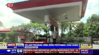 SPBU di Denpasar Kehabisan Stok Premium dan Pertamax