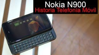 Nokia N900, anunciado en 2009 | Historia Telefonía Móvil