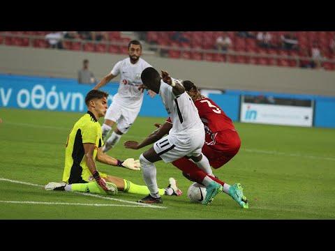 Olympiakos Neftci Baku Goals And Highlights