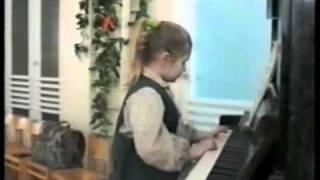 Свободное фортепиано. Пятнадцатый урок с Катей. Ч. 4/4