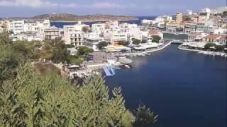 видео Достопримечательности Агиос Николаос (Крит) фото и описание