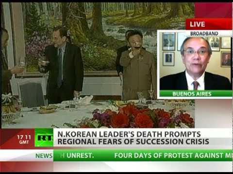 'Will nuclear army of 5 mln support new Korean leader?'