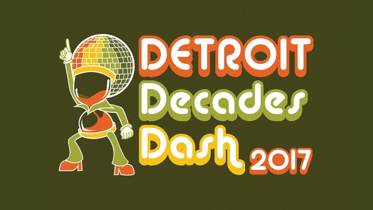 Detroit Decades Dash promo