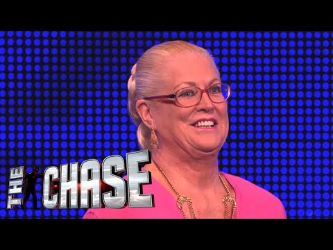 The Chase Outtakes  Kim Woodburn's Button Pressing Blooper