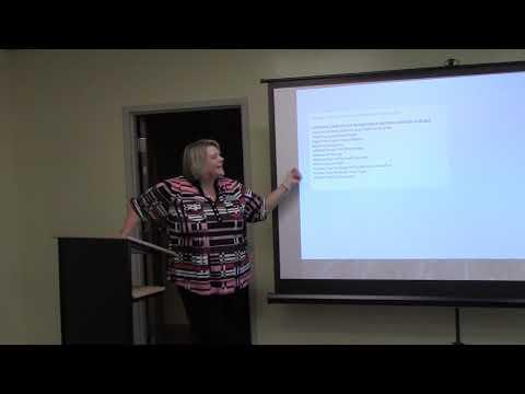 Alabama First Class Pre-K Budget Workshop: Part One