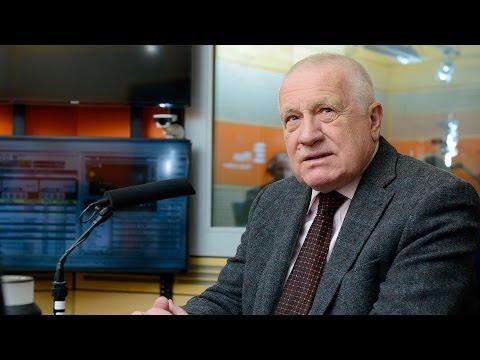 Václav Klaus v Interview Plus