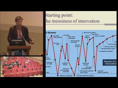 Harro Van Lente - Everything you always wanted to know about innovation but were afraid to ask!