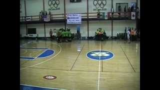 IHF Team Handball Challange Throphy  Mexico Vs Canada 1/13