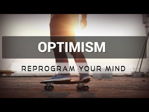 Positive Affirmations for Following Optimism  - Law of attraction - Hypnosis - Subliminal