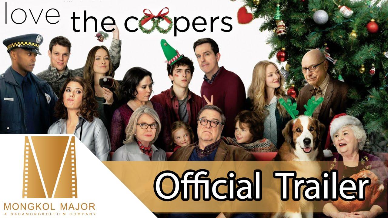 Photo of โอลิเวีย ไวลด์ ภาพยนตร์และรายการโทรทัศน์ – Love the Coopers คูเปอร์แฟมิลี่ คริสต์มาสนี้ว้าวุ่น – Official Trailer [ซับไทย]